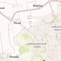 Гугл Карта Херсона