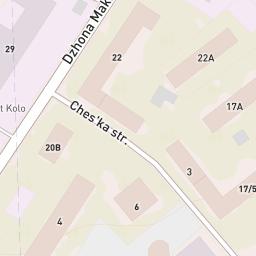 str  Chyhorina, 2 — Visicom maps